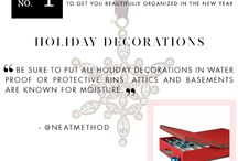 31 days of Giveaways with The Organizing Store / Enter for a chance to win 31 new organizing products in 2015 / by Neat Method