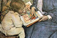 Ilustración/pintura /lectura