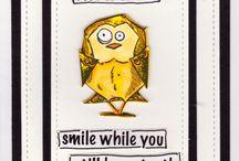 Men's cards