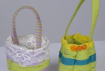 Crafts of Plastic Bottles / Easy craft to create by using plastic bottles.