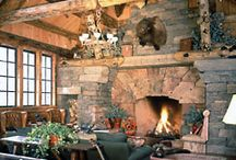 Home and Hearth / Things I love-architecture & home decor / by Lisa Russell