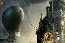 my steampunk mystery novel