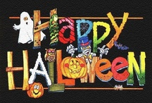 Halloween craft ideas / by Sherry Cole-Sterling
