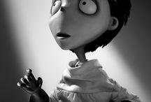 Tim Burton / Gifs and photos of Tim Burton movies