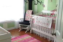 Wall decor / Ideas to paint on Ivy's walls   / by Katherine Williamson
