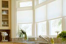 kitchen Windows treatments