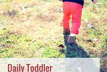 Parenting A Toddler / Toddlers can be a handful, but if you can see things from his/her perspective, and support them as they take their first steps into autonomy, toddlerhood can be terrific! Click to follow parenting a toddler :)