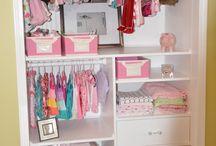 girls shared bedroom