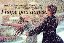 Dance like noone is watching <3