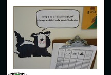 Preschool/Class Themes