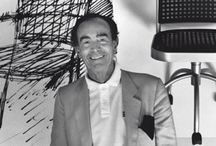 Vico Magistretti / Vico Magistretti - designs for Kartell, Artemide and many more