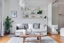Estilo nordico / Imagenes de interiores decoradas con uno de los estilos más de apreciados actualmente.