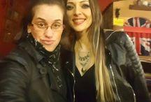 Rock Side Pub Staff / Barbara Alessandro Chiara Ilaria