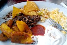 El Salvadorian Food / We like to keep it close to our roots with these recipes. .