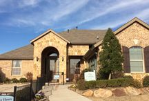 Model Homes in Texas / Inspiration from Model Homes in DFW / by Ashley Saah