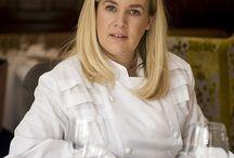 Chef Helene Darroze / Chef Helene Darroze photos and recipes.