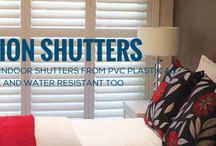 Plantation Shutters / My Home Blinds and Curtains