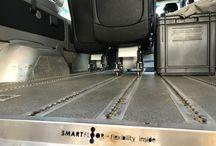 Van: seats