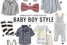 Мальчик стиль