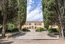Countryhouse and farmhouse | Tuscany / We're sure that most of you secretly want to live in the countryside. Take a look at this great selection of lovely countryhouses and farmhouses.