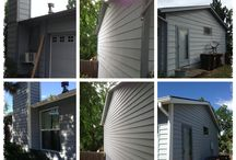 Exterior Remodel / New Siding, Windows, Gutters, Fascia, Soffit