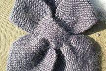 Tricot crochet et tricotin