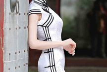 cheongsam dress
