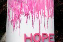 Color me pink run/walk