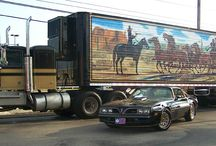Cool Semi Trucks / Dedicated to the people who make everything happen. https://www.facebook.com/SpeedShopNorth