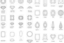 Desenho de jóias