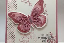 Watercolour Wings Stampin Up
