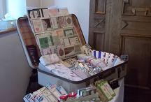 Koffermarkt, Kreativmarkt und mehr / Meine Stände und die Umgebung der Märkte auf denen ich mit Kerstins Kartenwerkstatt vertreten bin. Alles etwa im Umkreis von 100km um Holdorf.