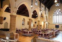 Wedding at St LUKE's Church