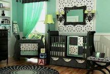 Baby Girl Nurseries / by Julia Gallet