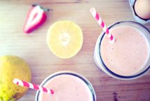 SMOOTHIES & OTHER DRINKS / Delicious and nutritious smoothies; coolers, iced teas, hot teas and other drinks to excite and inspire you.