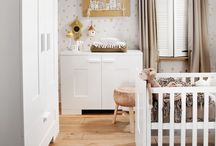 Nursery & baby spaces