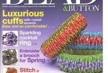 Beading related magazines 2