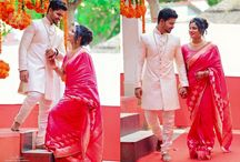 Mantu with Anisha engagement Cerimony