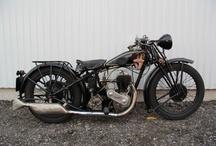 Ariel moto