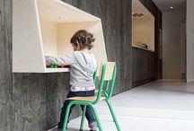 bureau d'enfants