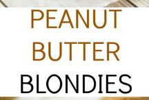 Peanut Butter Recipes / Cookery