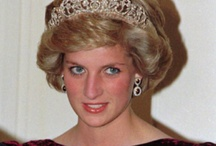Diana, Princess of Wales / by Maureen Hart