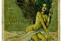 Fairy Magic / by Amanda Panda