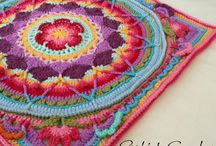 Crochet and knit / by Melanie Hutti