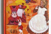 Alice in W:Art/Brigitte Bryan / Alice in wonderland (illustrator)
