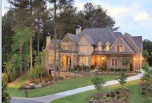 Dream homes/vacation homes