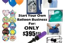 Balloon Business / by Balloon Warehouse
