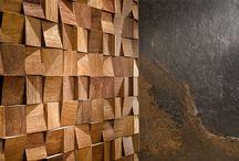 deco mur bois 3D