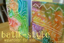 Create art club; weds 4-5pm