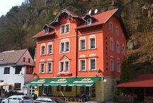 Penzion Lugano Hrensko / Family pension Lugano in Hrensko